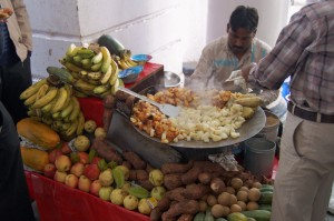 Street Vendor, Connaught Place