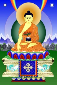 Nirvana Buddha