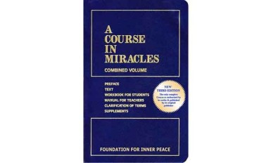 A Course In Miracles by Jon Mundy