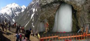 Mount Amarnath - Maha Shivratri