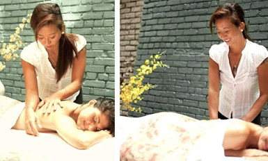 Therapeutic Massage with Judie Rhed Yim