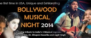 Bollywood Musical Night 2014