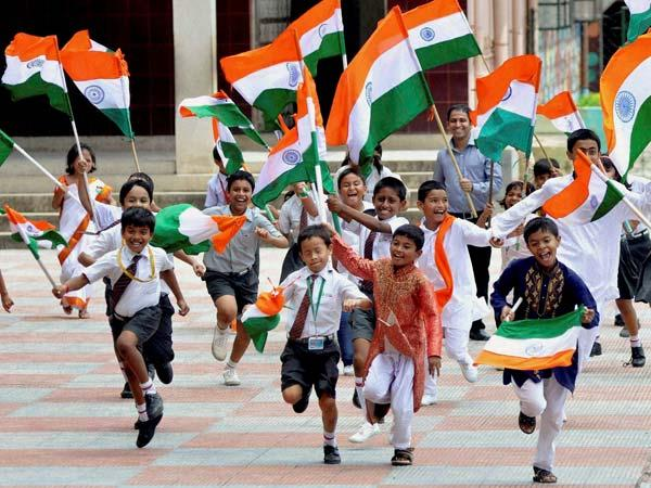 A Tryst with Destiny: Happy Independence Day Mother India