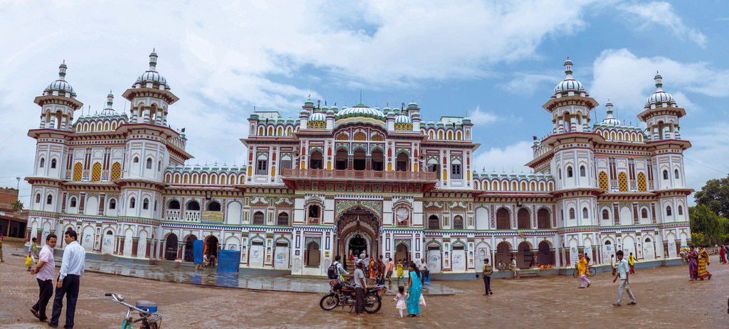 Janakpur Nepal  City new picture : Vivaha Panchami: Celebrating the divine marriage between Ram and Sita ...