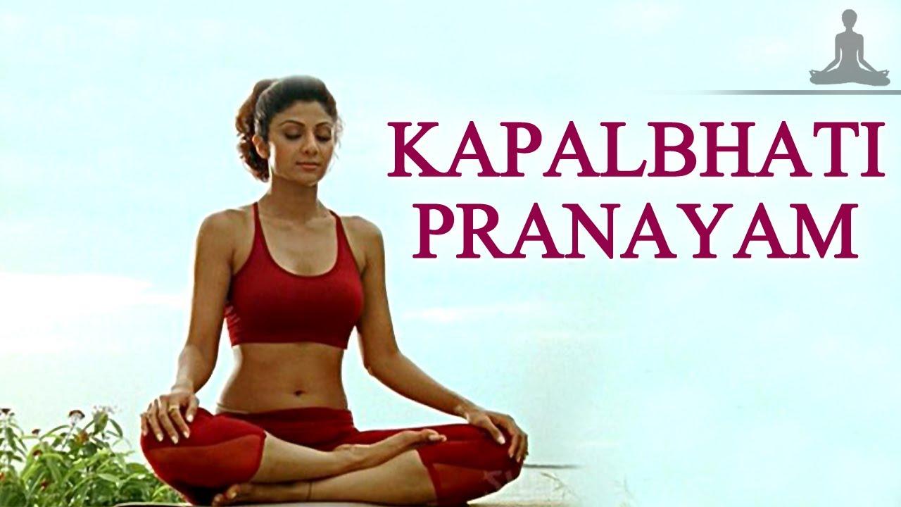 """Kapalabhati Pranayama or """"Skull Shining Breath"""""""