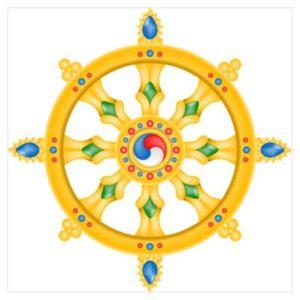 Vesak: Dharmachakra