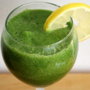 Ayurvedic Kapha Balancing Kale Juice