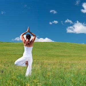 Ayurvedic-Summer-outdoor-yoga