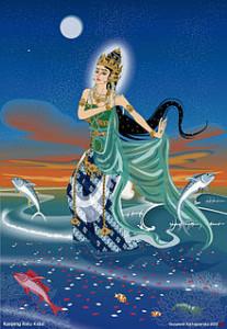 Jai Sen: Sea Goddess, Nyai Loro Kidul