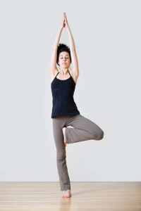 Yoga for Autumn: Tree Pose