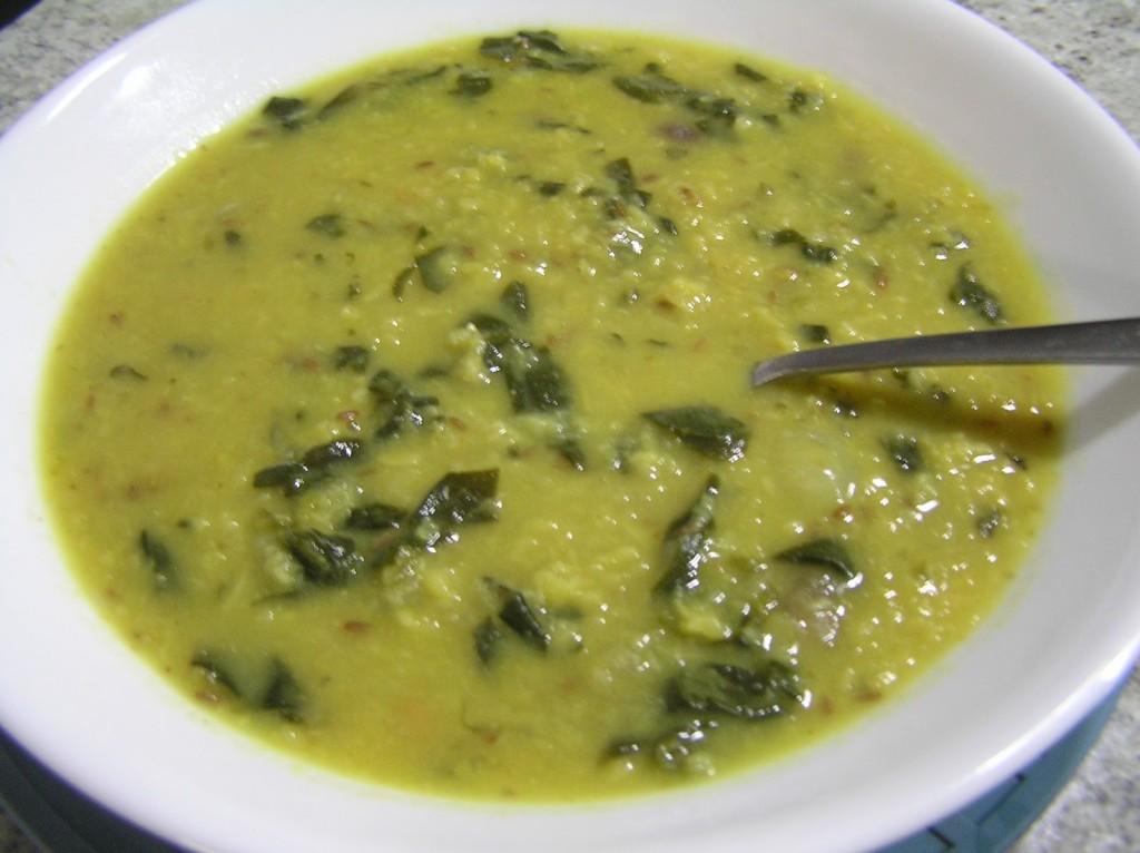 Green Mung Detox Soup Recipe