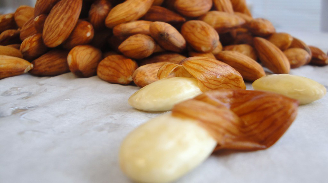 ayurvedic-benefits-blanched-almonds